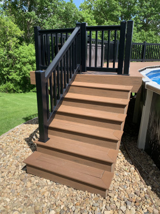 Deck Repair & Refacing